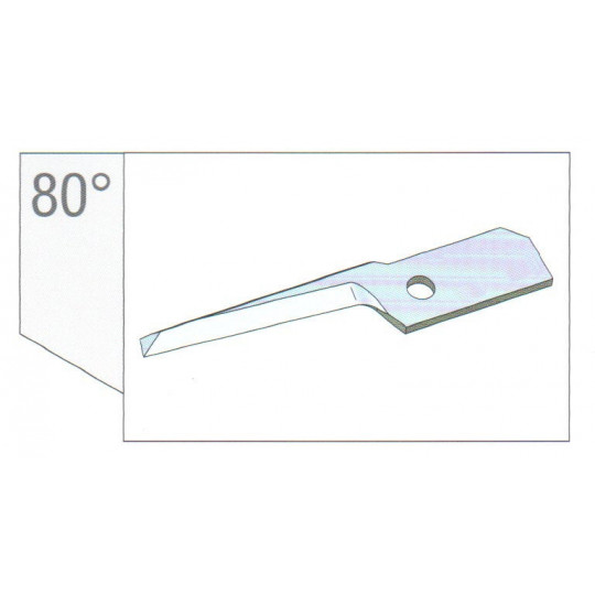 Blade Teseo compatible - M1N 80 D1C - 535000900