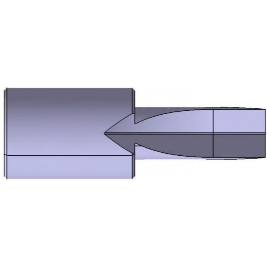 Punching V 90 ° Atom compatible - 01045174