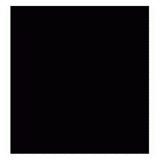 Zenit 100 soft black from 3 mm - Dim 1560 x 1560