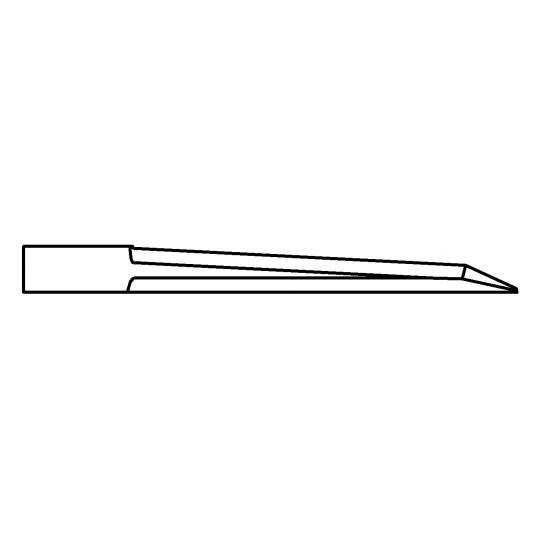 Blade Biesse compatible - 01040445 - Cutting depth until 47 mm