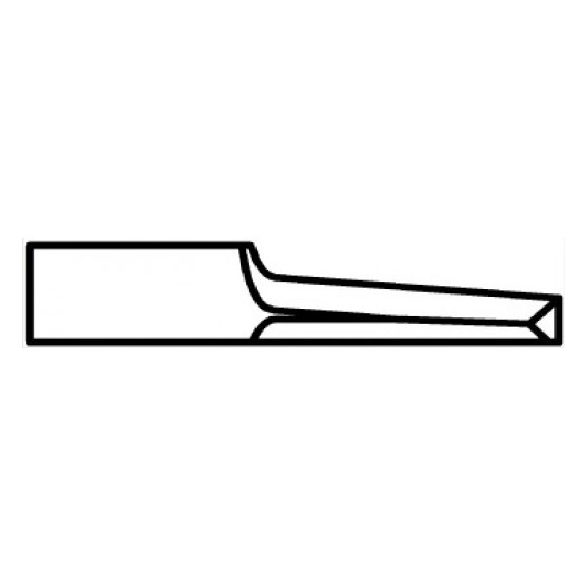 Blade - 01030776 - Max. cutting depth 5 mm