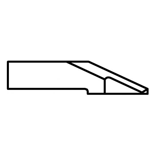 Blade - 0103A858 - Max. cutting depth 5 mm