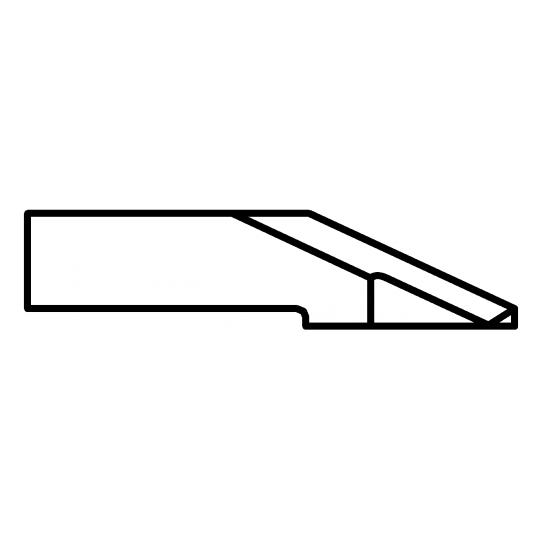 Blade - 0103B858 - Max. cutting depth 5 mm
