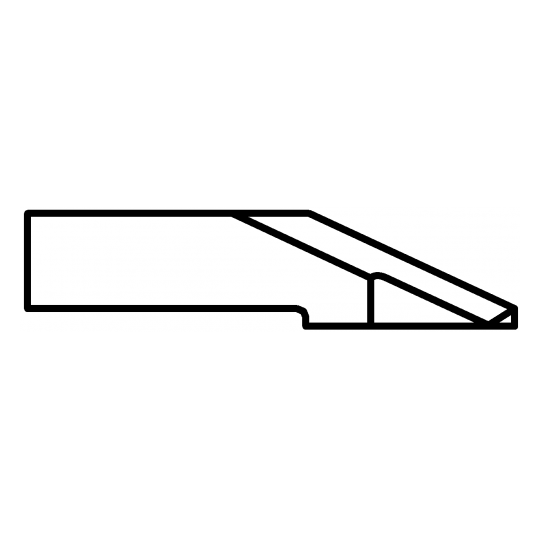 Blade - 0103C858 - Max. cutting depth 5 mm