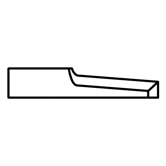 Blade - 01040917 - Max. cutting depth 18 mm