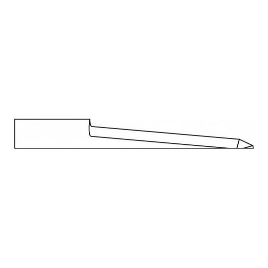 Blade - 01043087 - Max. cutting depth 30 mm