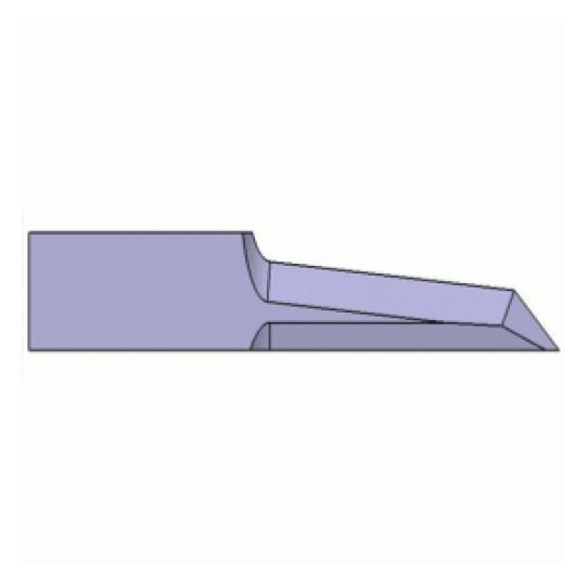 Blade - 01044373 - Max cutting depth 18 mm