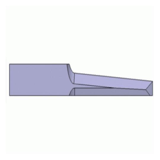 Blade - 01044374 - Max. cutting depth 18 mm