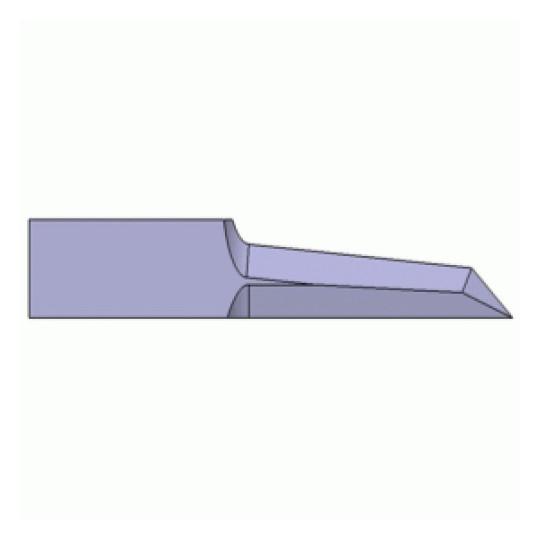 Blade - 01045284 - Max. cutting depth 18 mm