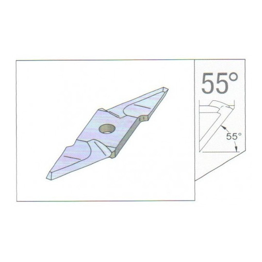 Blade - M2N 55 SD1A - 535 091 805 - Max. cutting depth 6 mm
