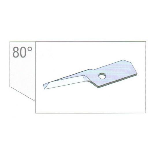Blade - M1N 80 DH1B - 500 083 002 - Max. cutting depth 12 mm