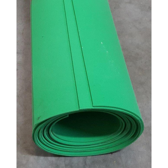 WS Green at 4 mm - CM 55 - Dim. 205 x 675