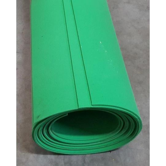 Carpet WS Green at 4 mm Comelz compatible - CZ/L Dim. 213 x 675