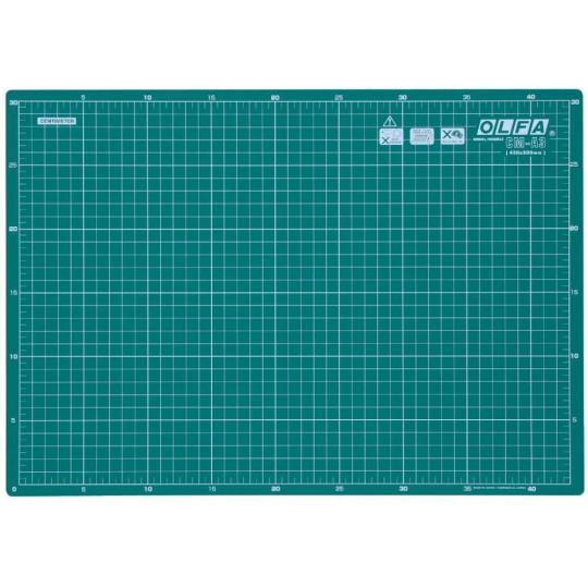 Flat carpet Olfa CUT MAT CM-A3 - Dim. 62 x 90