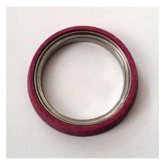 Abrasive ring for Comelz skiving machine