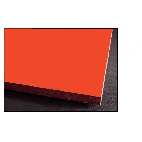 German red stump - Dim. in cm: 90 x 45 x 5