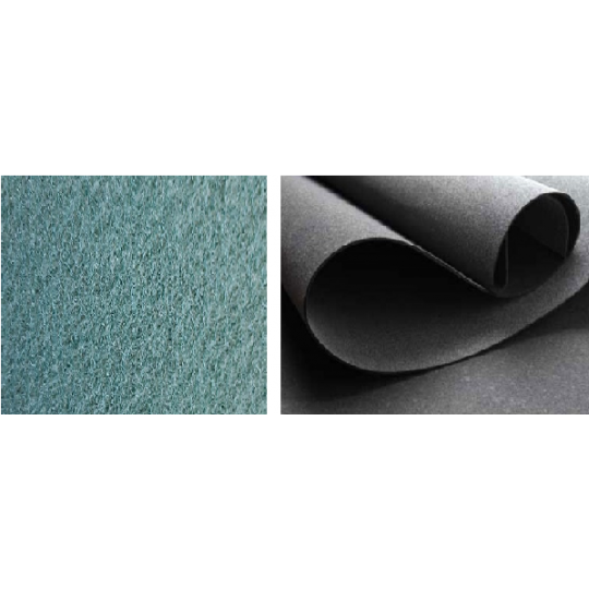 WS Grey/Green from 4.2 mm - any dimension - price at square meter