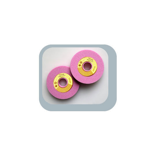 Grinding stone without compass 70x7x17 pink super porous