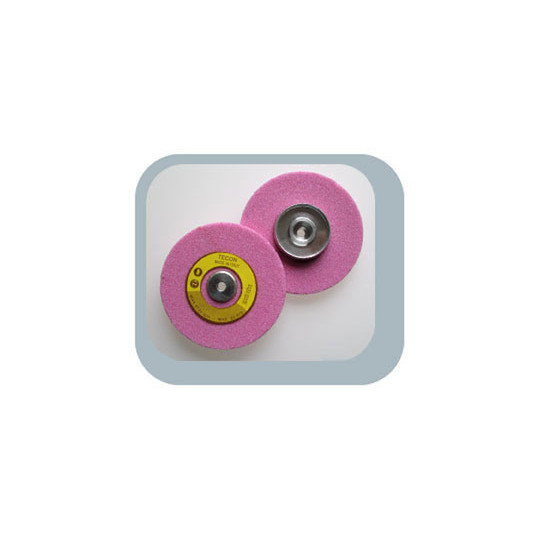 Cylindrin grinding stone with compass 70x7xm6 pink