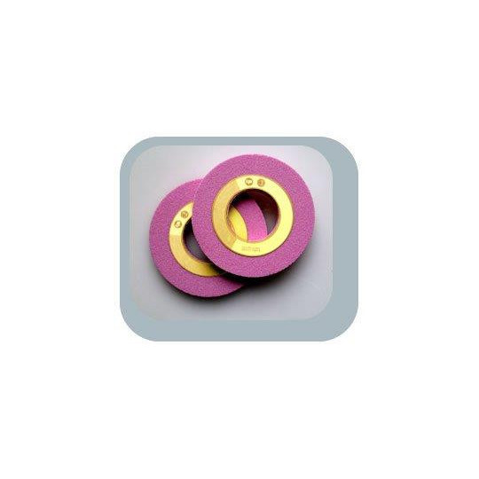 Cylindric grinding stone 100x8x40 pink camoga (cn412-cn512)