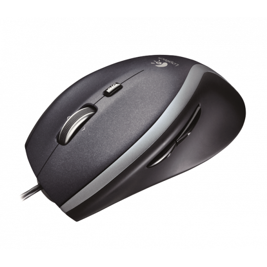 Mouse M500 with cord Elitron compatible