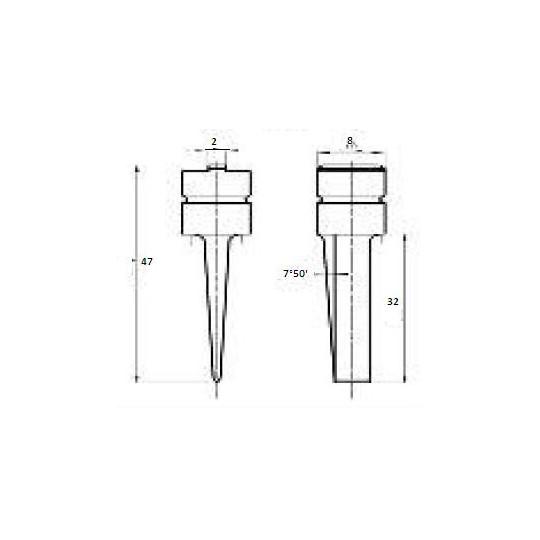Blade 46492 - Max cutting depth 32 mm