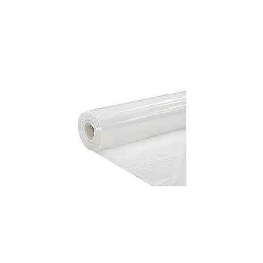 Reel transparent nylon - Reel height 120 - Total weight reel 55 Kg