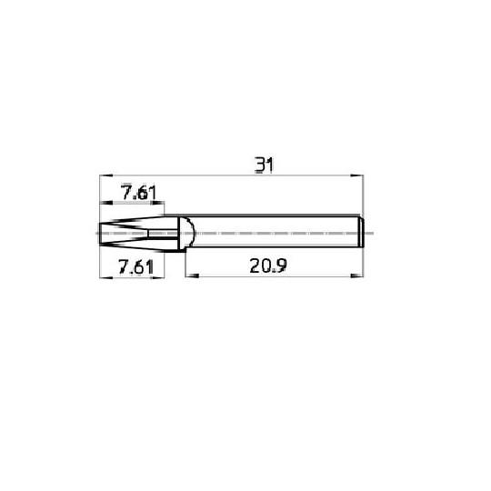 Blade 44910 - Talamonti compatible (467) - Machine Saturno 2.2