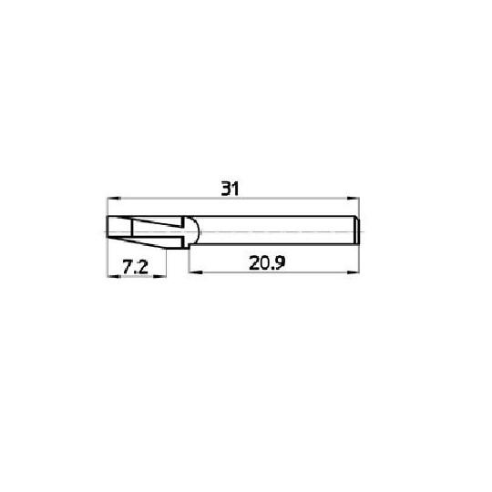 Blade 44940 - Talamonti compatible (407)