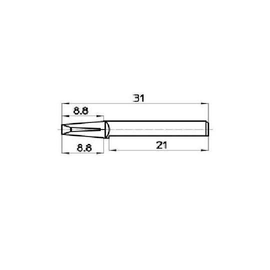 Blade 46213 - Talamonti compatible (505) - Machine Saturno 2.2