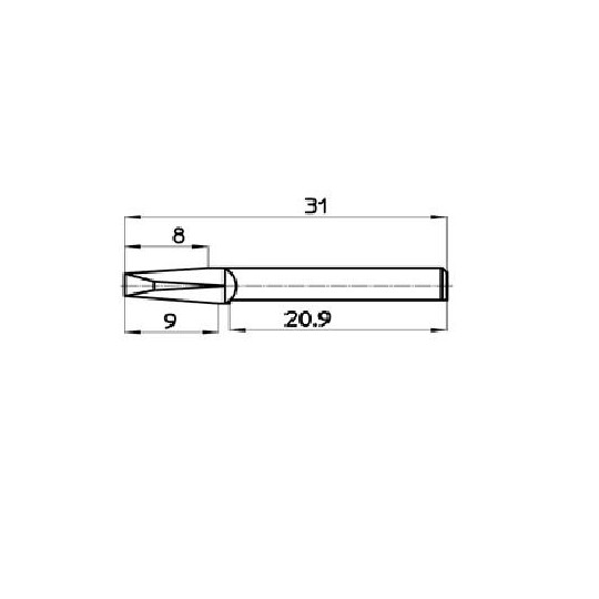 Blade 46743 - Talamonti compatible (607)
