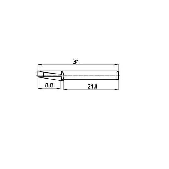 Blade 46774 - Talamonti compatible (549)