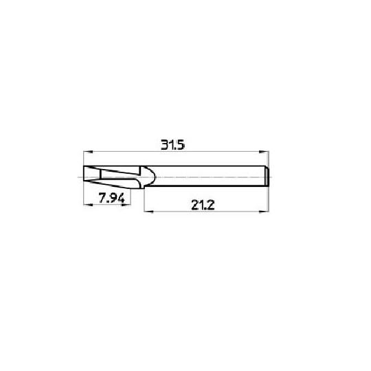 Blade 46816 - Talamonti compatible (406)