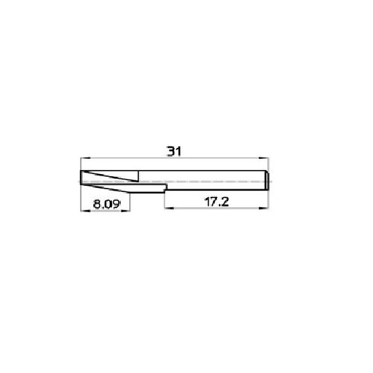 Blade 46973 - Talamonti compatible (415)