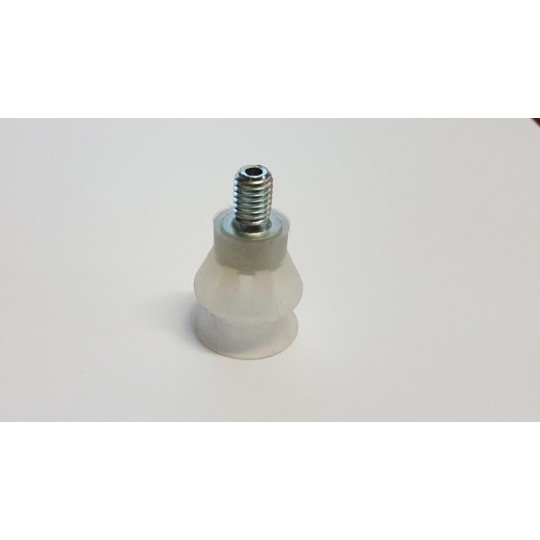 Sucker teflon - h 40 mm - Ø 25 mm