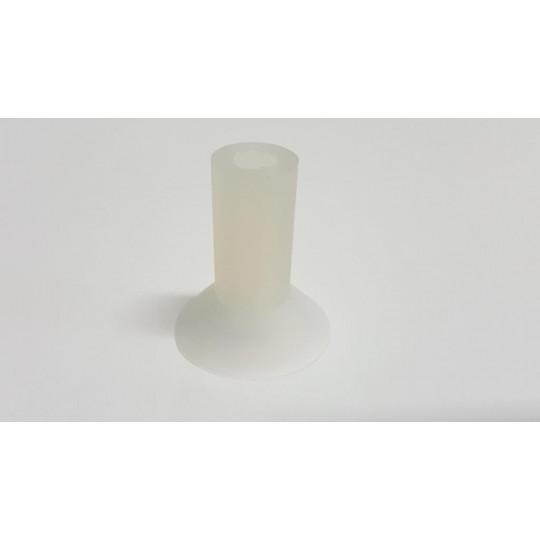 Sucker teflon - h 35 mm - Ø 30 mm