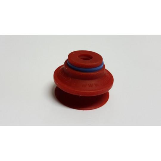 Red Sucker - h 25 mm - Ø 35 mm