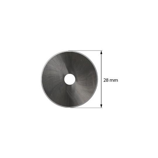 Blade 5205751 - Z 55 - Max cutting depth 1 mm - Ø 28 mm - ø inside hole 8 mm