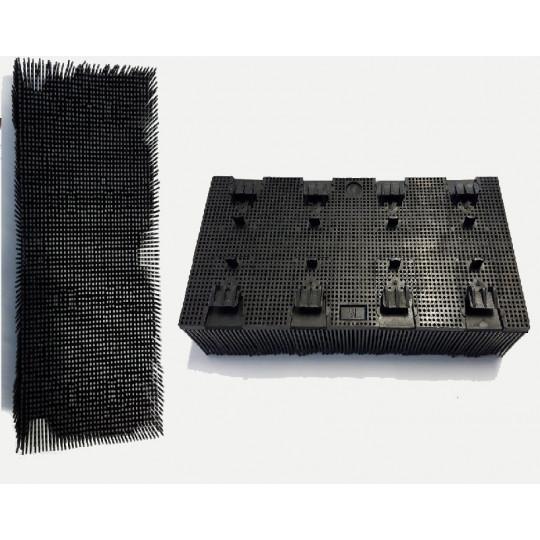Blister - Brush on drill nylon - Dim 192 x 95 x 43 mm