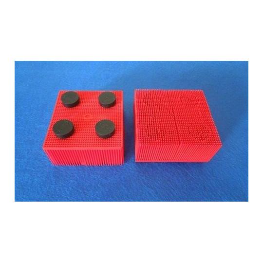 Blister - Brush on drill nylon - 9x9.5 cm - 200 g - Lecta VT 7000