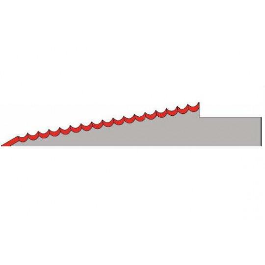 Blade Protek compatible  Ref. K6615-L12 - Max. cutting depth 55 mm