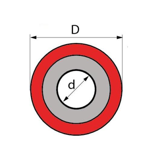 Blade Protek compatible  Ref. KW0130 - Ø 36 mm - ø inside hole 10 mm