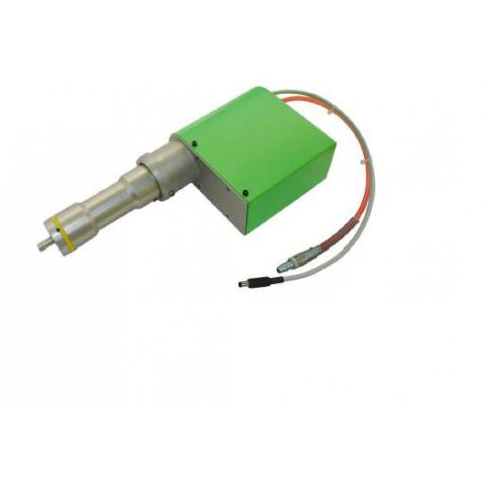Oscillating electric head - Blade oscillation 0.7 mm