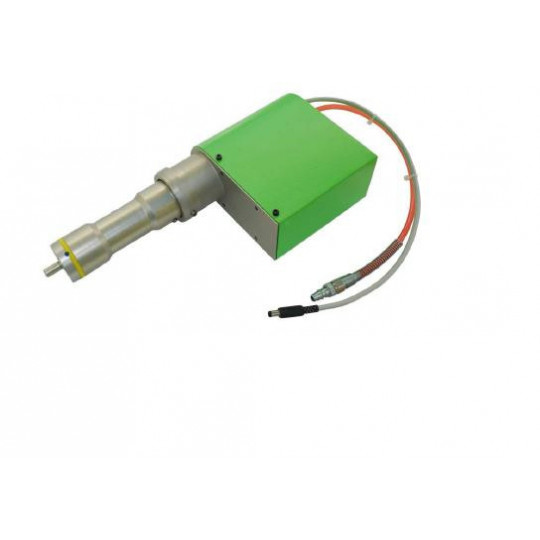 Oscillating electric head - Blade oscillation 2 mm