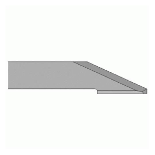 Blade Biesse compatible - 01033856 - Max cutting depth 5 mm