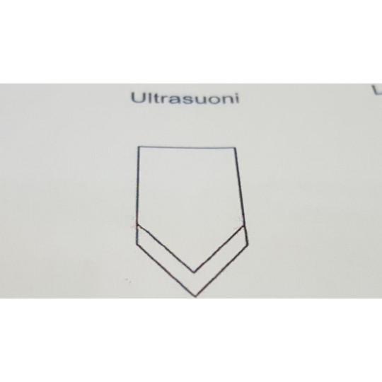 Ultrasonic blade