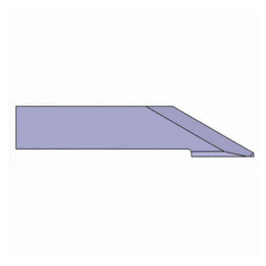 Blade Biesse compatible - 01044946 - Max cutting depth 1.5 mm