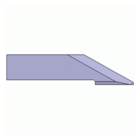 Blade Biesse compatible - 01044945 - Max cutting depth 1.5 mm