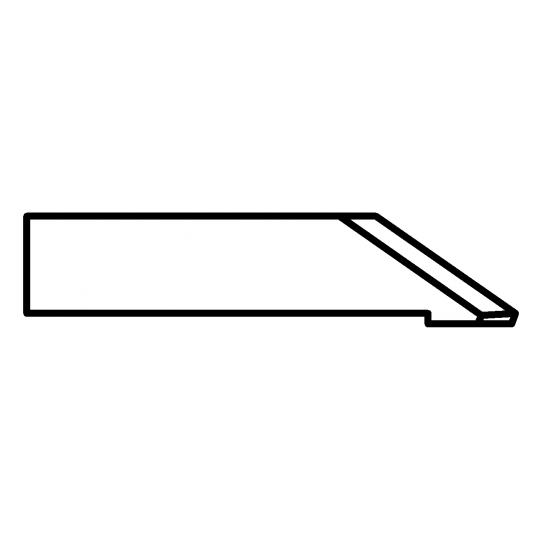 Blade Biesse compatible - 01039893 - Max cutting depth 5 mm