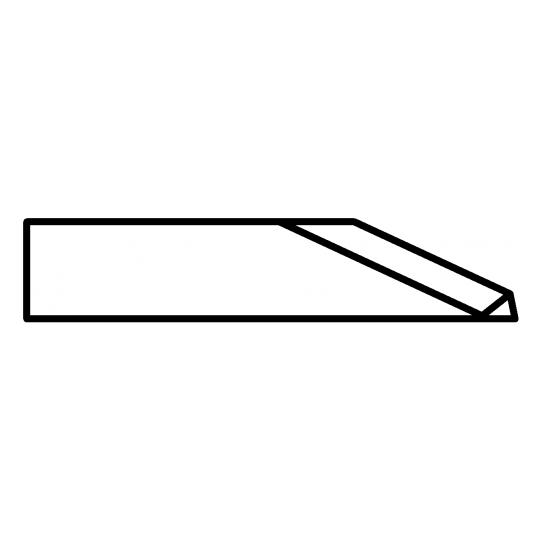 Blade Biesse compatible - 01039904 - Max cutting depth 12 mm